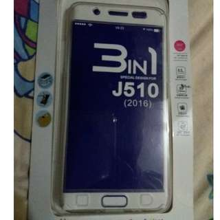 360 Clear Case for J5 2016