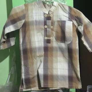 Baju Koko Anak Mamanda
