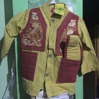 Baju Koko Anak Wafana
