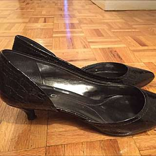 DKNY Real Leather Shoes