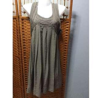 Fonteen Dress Granite Grey