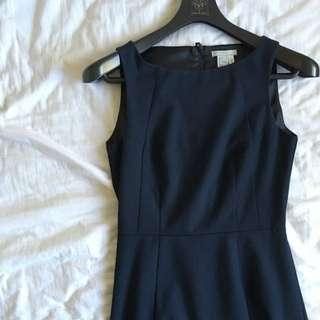 H&M • Business Dress Navy