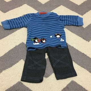 Gymboree Set 3-6months