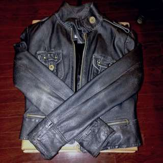 🎈Vintage Leather Jacket