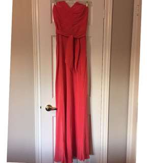 Ted Baker Coral Gown