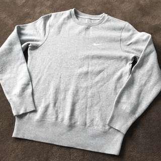 Nike Grey Sweatshirt Size S
