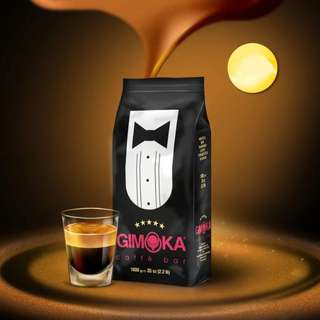Gimoka Roasted Coffee Bean