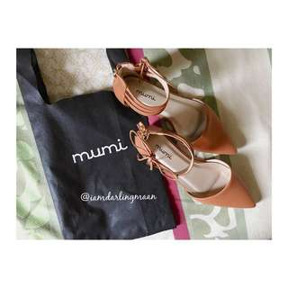Mumi Hailey Pointed Flats