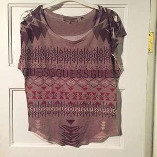 Aztec Print Tshirt