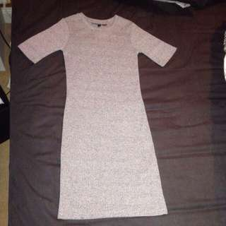 Top shop Petite Rib Dress