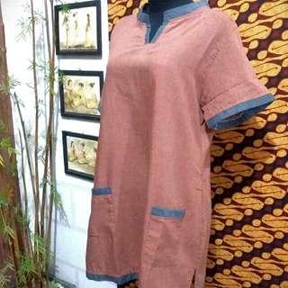 Mocca Pocket Dress