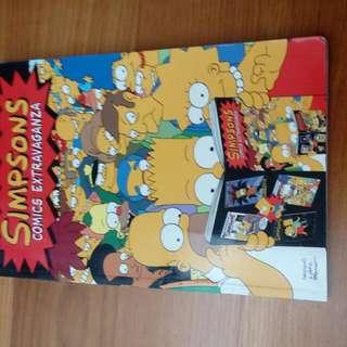 Simpson's Comic Extravaganza