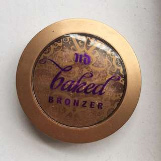 Urban Decay Baked Bronzer (Gilded)