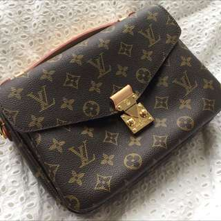 Louis Vuitton Pochette Metis經典三用包