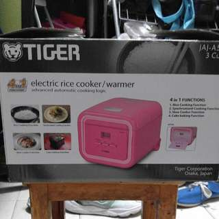Tlger Electric rice Cooker/warmer