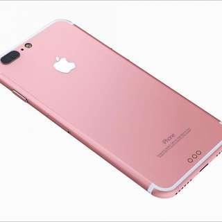 Iphone 7 Plus 128 Gb Rose Pink...