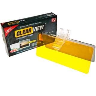 美國CLEAR VIEW車用日夜擋光片