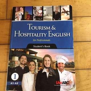 TOURISM & HOSPITALITY ENGLISH《鄭俊琪 著》希伯崙股份有限公司