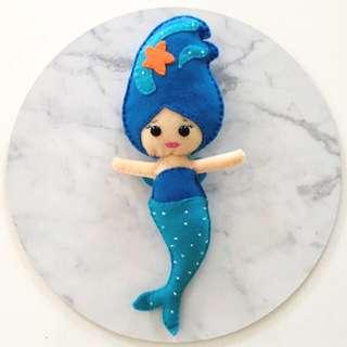 Lola Mermaid Doll