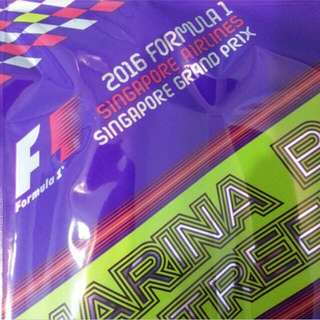 F1 TICKET SELLING FAST FRIDAY ZONE 3&4 WALKABOUTS