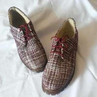 Preloved Docmart Style Galdy Shoes