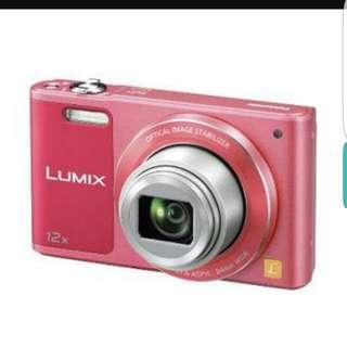 Panasonic SZ10數位相機 粉 New