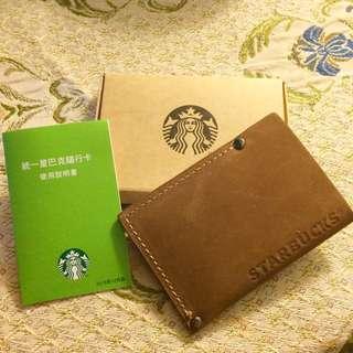 Starbucks 300店隨行卡套