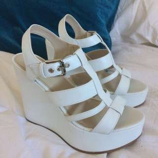 Betts Wedge Heels