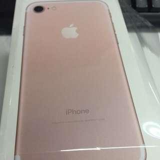 Last Price!! Iphone 7 256GB Rose Gold