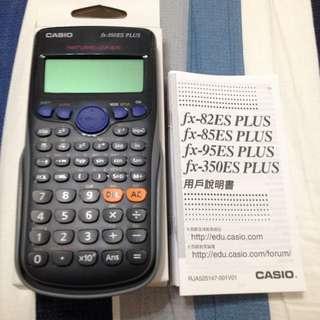 CASIO(fx-350ES PLUS)工程計算機