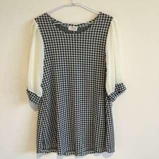 韓版氣質小洋裝