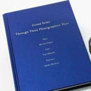[WTB] Grand Seiko Through Three Photographers' Eyes