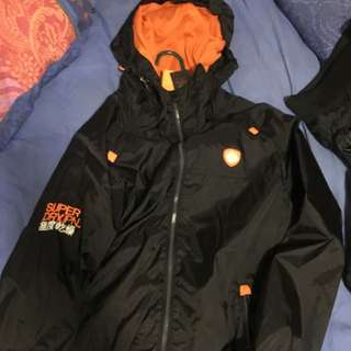 SuperDry Windbreaker Jacket