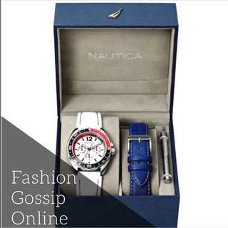 Authentic Nautica Watch