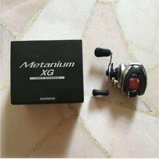Shimano Metanium XS LEFTY BC reel