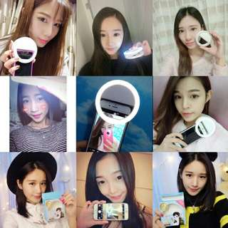 Selfie Ring Light LED For Smartphone