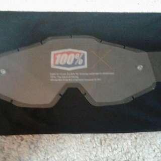 100% Goggle Clear Lense