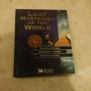 LATEST MYSTERIES OF THE WORLD