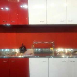 Modern Kitchen Cabinet & Table Top