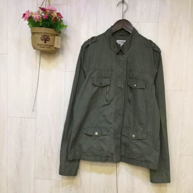 日本外單軍裝外套出清價