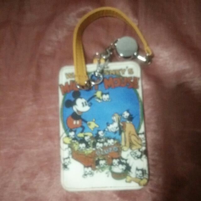 迪士尼 票卡夾