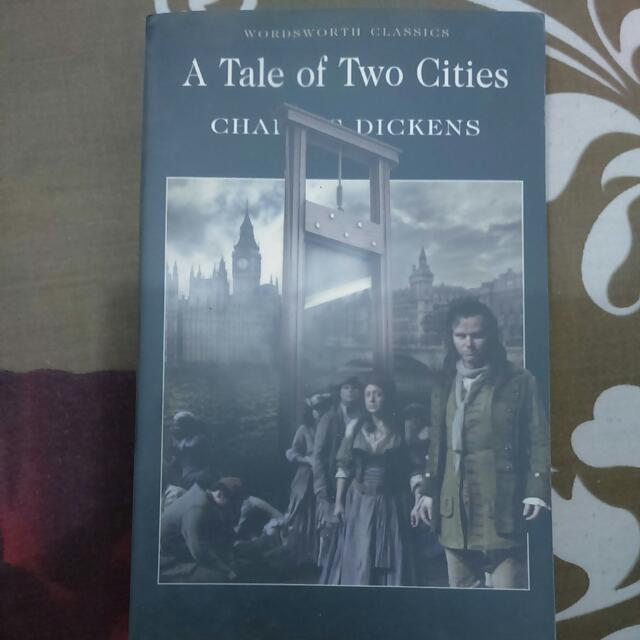 A Tale Of Two Cities [Imported Book]