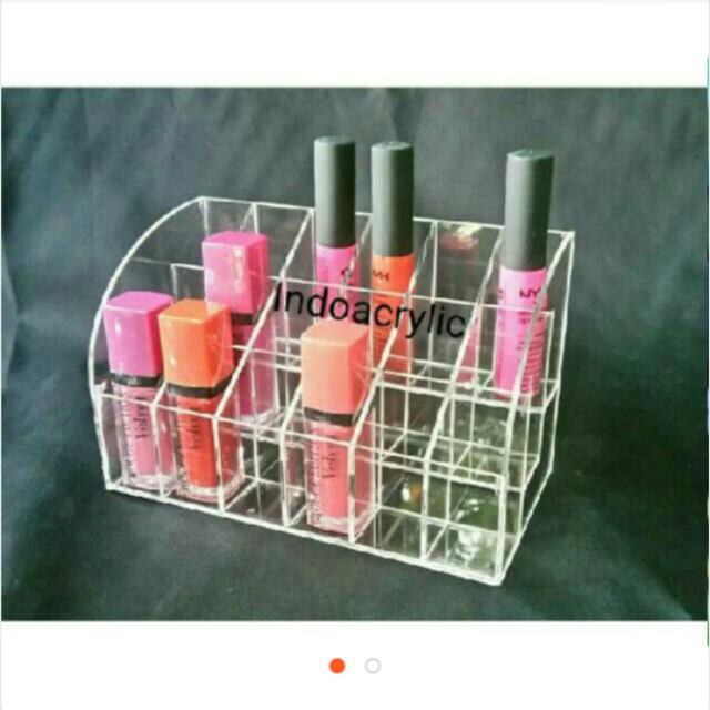 Akrilik Lipstick T18