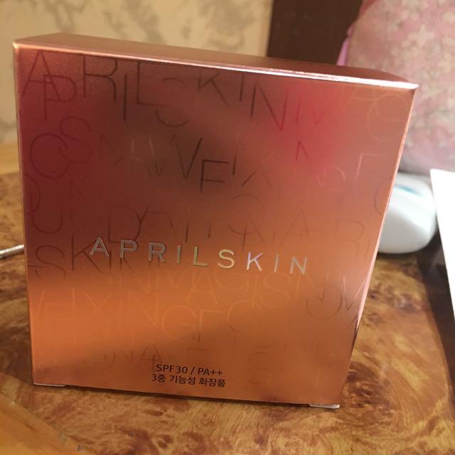 April Skin正韓玫瑰金