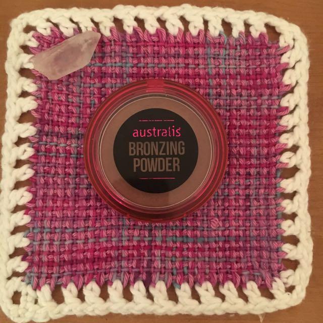💕Australis bronzing powder