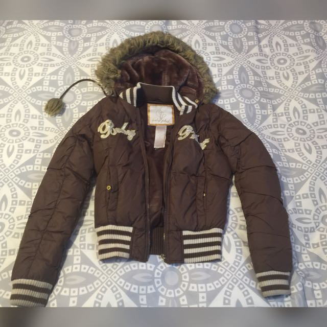 Authentic Baby Phat Winter Jacket
