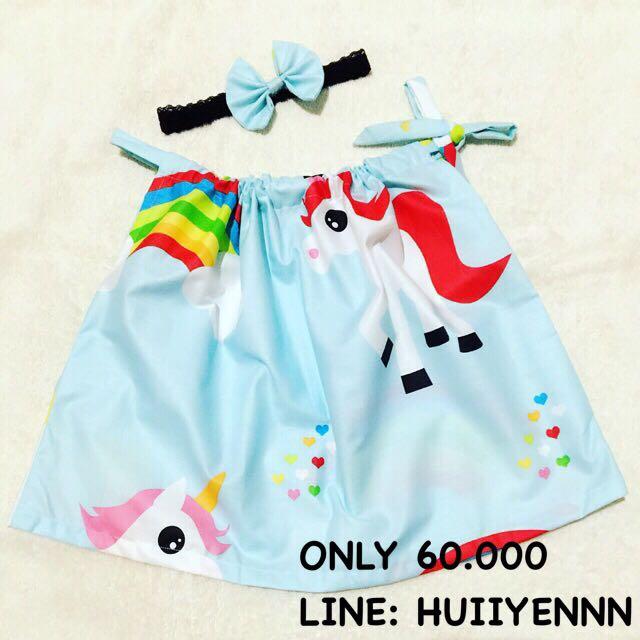 baby mini dress little poni