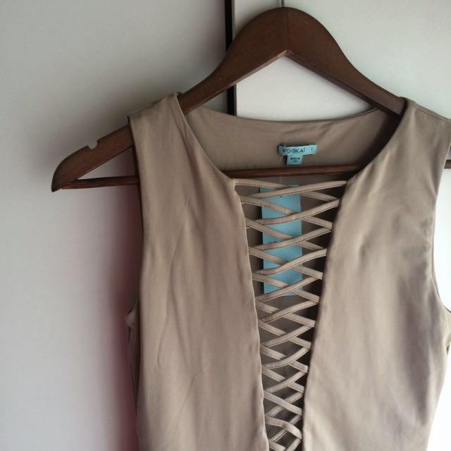 (pending) BNWT Kookai Vanessa Dress
