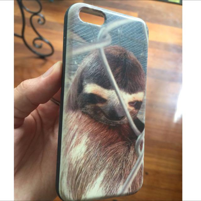 Creepy Sloth 5c case
