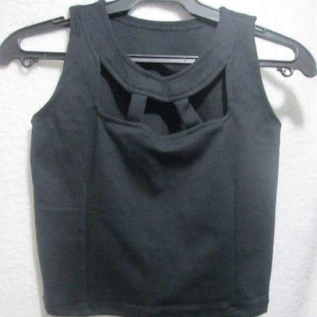 Repriced!110php Crop Top